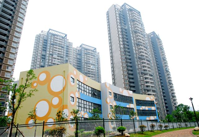 华南城九珑府精装公寓1室1厅44平出售_2