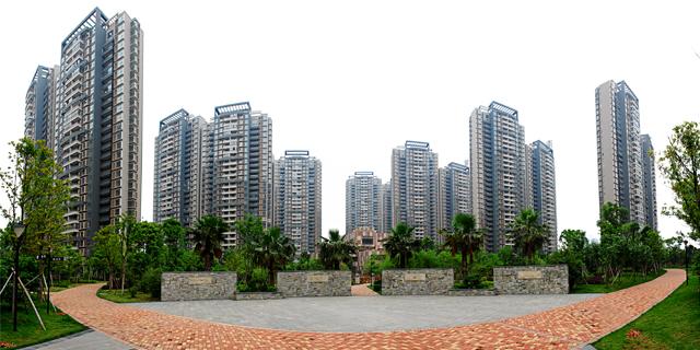 华南城九珑府精装公寓1室1厅44平出售_1