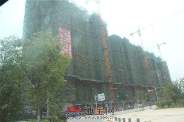 朝阳新城中海铂宫新空毛坯出售 楼层好 价钱美丽_10