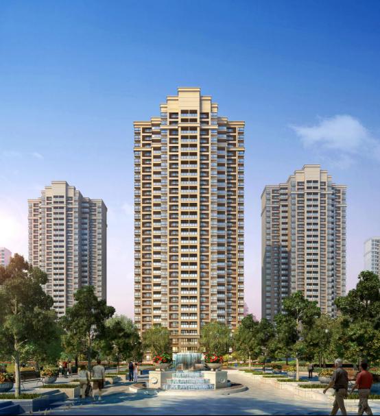 新建区新建区文化大道心怡广场旁3室2厅104平米_9