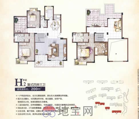 高新中心商业区中凯蓝域精装两房 双学区 房东急售_11