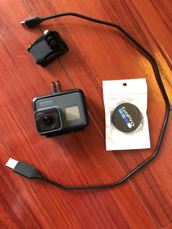 9成新的GoPro 5 Black附赠配