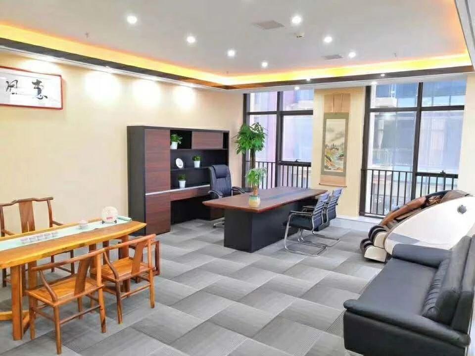莱蒙中心298平精装写字楼带全套家具拎包入住_2